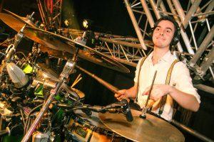 Nieuwe drummer Tim van der Hoeven
