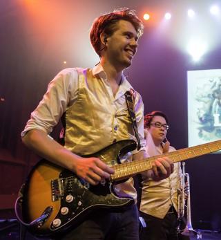 Thomas de Clercq gitarist
