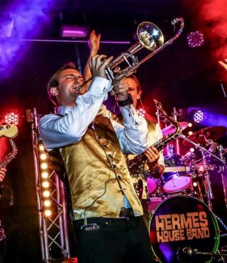 Nieuwe trompettist Max Groenen