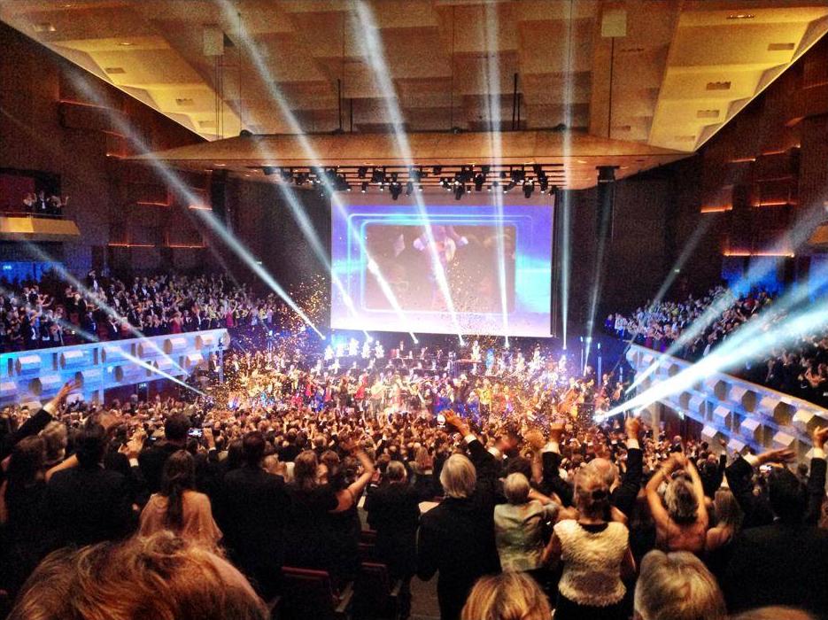 Gala van de Eeuw in De Doelen JPG